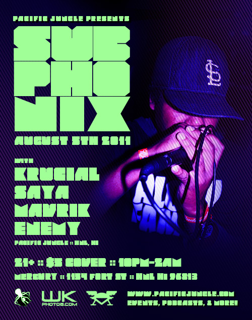August 2011 Subphonix Flyer