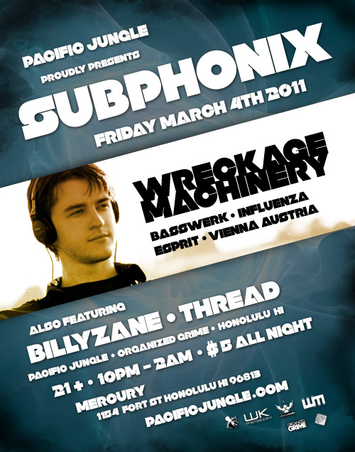 March 2011 Subphonix Flyer