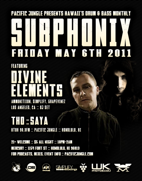 May 2011 Subphonix Flyer