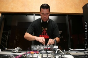 DJ Machete of Junglist Platoon (Los Angeles) at Subphonix